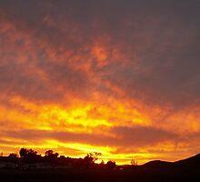 Majestic Sunset by Glenn McCarthy