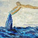 Michael, Aquarius the Water Carrier by RoyAllen Hunt