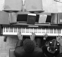 Piano Playmates  by FoodMaster