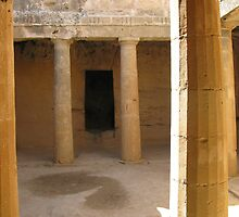 Tomb of the Kings Pillars by AleFest