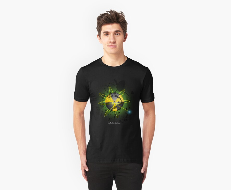 Radioactive Spill by Geek Shirts