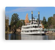 Rivers of America Canvas Print