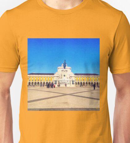 Lisboa - Baixa V Unisex T-Shirt