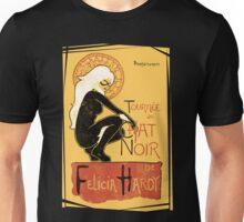 Le Chat Noir Unisex T-Shirt