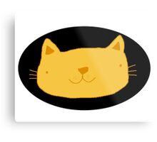Kitty Cat Attack Metal Print