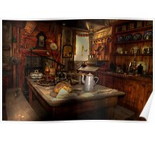 Kate's Cottage ~ Kitchen Poster