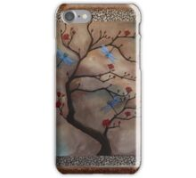 Dragonfly dreaming iPhone Case/Skin