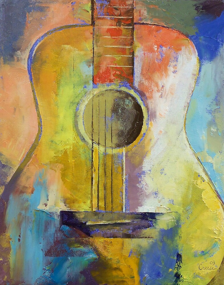 Guitar Melodies by Michael Creese
