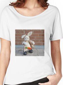Naughty Zack Flashing! Women's Relaxed Fit T-Shirt
