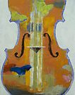Violin Butterflies by Michael Creese