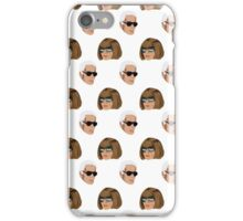 koldest wintour iPhone Case/Skin