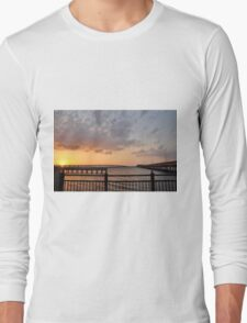 Charlotte Harbor at Sunset, As Is Long Sleeve T-Shirt