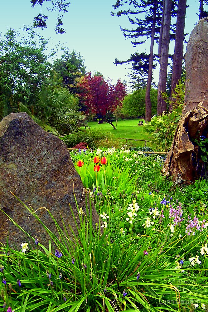 """A Spring Morning"" by Lynn Bawden"