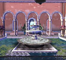 Palace at Las Islas by elsbethwriter