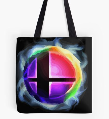 Smash Ball Tote Bag