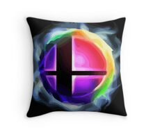 Smash Ball Throw Pillow