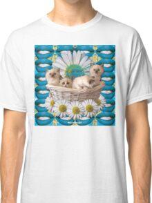 KITTEN BASKET Classic T-Shirt