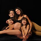 The Yoga Family 1 by doctorphoto