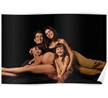 The Yoga Family 1 Poster