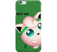 Rest Em' iPhone Case/Skin