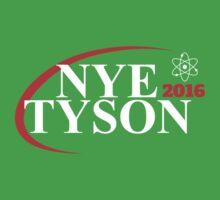 Nye Tyson 2016 Kids Tee