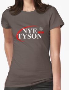 Nye Tyson 2016 Womens Fitted T-Shirt