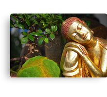 A Touch of Asia Canvas Print