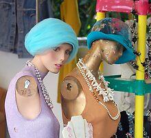 Being Girly by Dan Bronish
