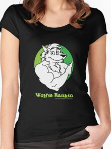 Wolfie Rankin - The Werewolf of Melbourne Women's Fitted Scoop T-Shirt