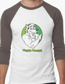 Wolfie Rankin - The Werewolf of Melbourne Men's Baseball ¾ T-Shirt
