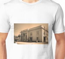 Vintage Bank Building, Niles, Ohio Unisex T-Shirt