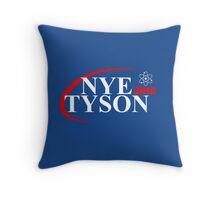 Nye Tyson 2016 Throw Pillow
