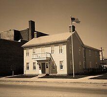 Historic House, Niles, Ohio by Frank Romeo