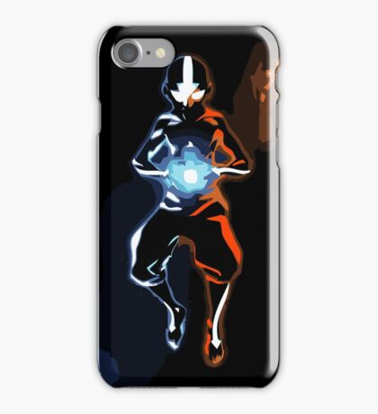 Positive and Negative Chakras iPhone Case/Skin