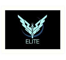 Elite: Dangerous, Explorer Elite Art Print