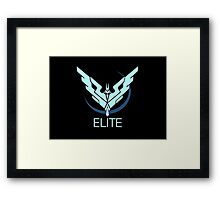 Elite: Dangerous, Explorer Elite Framed Print