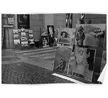 Milano Street 1 Poster