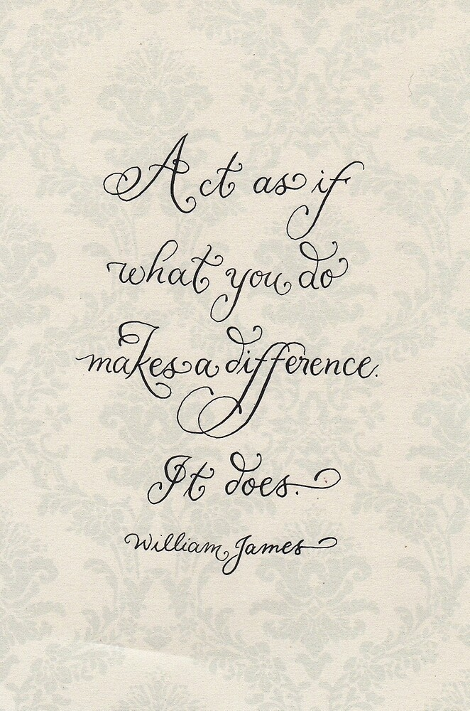 Inspirational quote about attitude and action by Melissa Goza