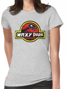 wrx park Womens Fitted T-Shirt