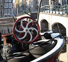 Amsterdam, Netherlands. by oscarcwilliams