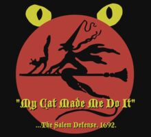 The Salem Defense by Ron Marton