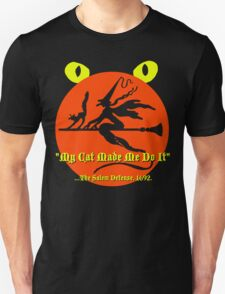 The Salem Defense Unisex T-Shirt