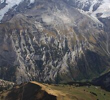 Peaks of Switzerland by awiseman