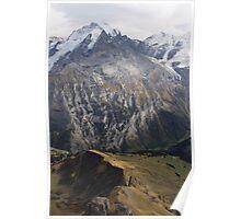 Peaks of Switzerland Poster