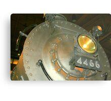 """Engine #4466"" Metal Print"