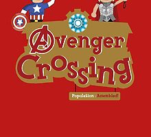 Avenger Crossing by Connor Keane