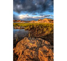 Scenic Layers-Second Look Photographic Print