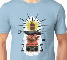 Incarnations of the Great Sky Electric Fuel God Unisex T-Shirt