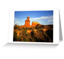 Lighthouse Formation Greeting Card