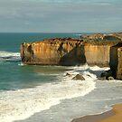 Coast Line,Great Ocean Road by Joe Mortelliti